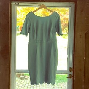 Boden pointe stretch dress fully lined size 8R